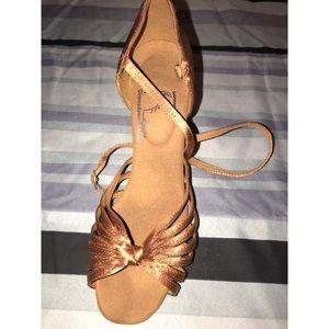 G Franco dance shoes